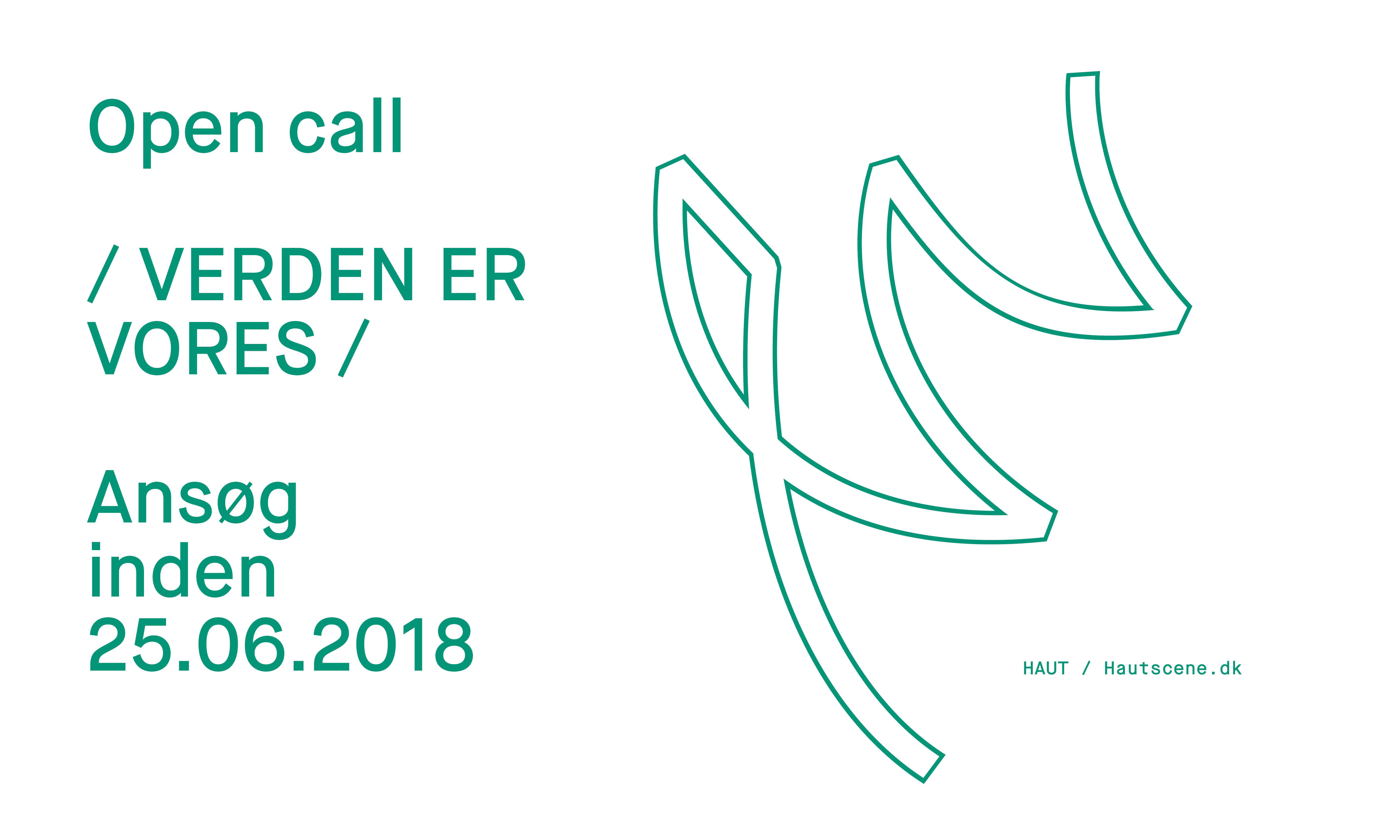 Open call - web
