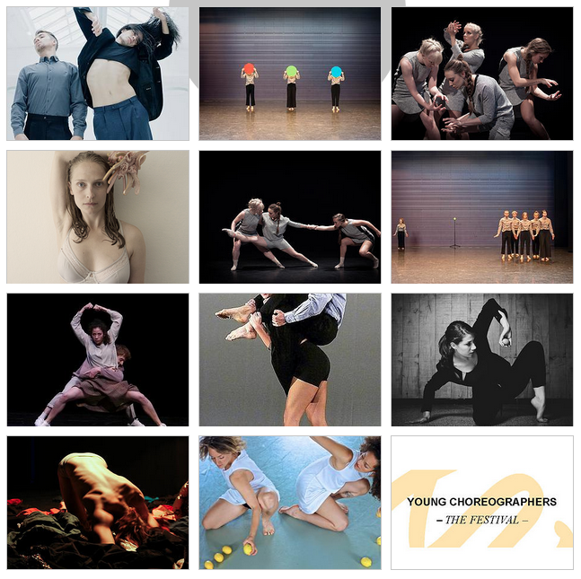 Young Choreographers – The Festival 2015